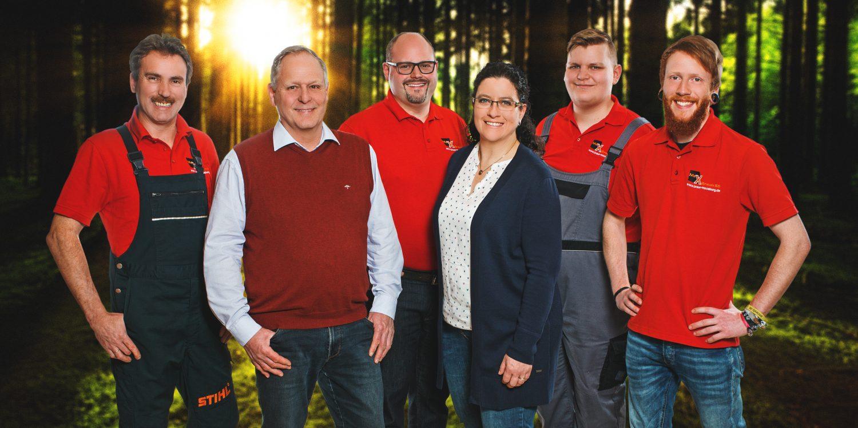 Ihre Experten in Sachen: Garten- und Forsttechnik!